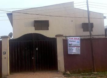 4 Bedroom Wing + 2 Units 3 Bedroom Flats, Puposola Street, Oko-oba, Agege, Lagos, Block of Flats for Sale