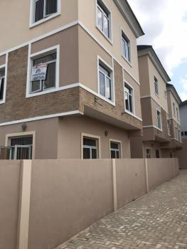 4 Bedroom Terraced House, Opebi, Ikeja, Lagos, House for Sale