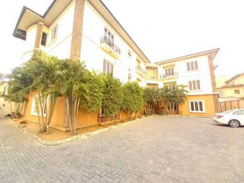Beautiful 3 Bedroom Flat with a Room Bq, Lekki Phase 1, Lekki, Lagos, Flat for Rent