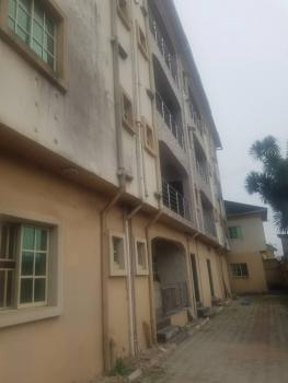 6 Units of 3 Bedroom Flat with Bq Each. All Rooms Ensuite with Warehouse, Osolo Way, Ajao Estate, Off International Airport Road, Isolo, Lagos, Block of Flats for Sale