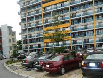 Well Finished, Upper Floor 2 Bedrooms Flat, Bloock B, 1004 Estate, Victoria Island (vi), Lagos, Block of Flats for Sale