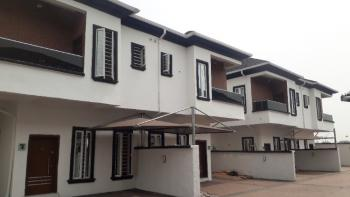 a Magnificent 4 Bedroom Terraced Duplex, Chevron Drive, Lekki Phase 2, Lekki, Lagos, Terraced Duplex for Rent