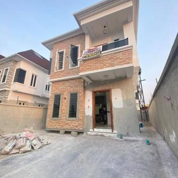 Newly Built 4 Bedroom Fully Detached Duplex:, Osapa, Lekki, Lagos, Detached Duplex for Sale