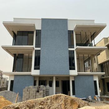 Brand New 4 Bedroom Semi-detached House with 1 Bq, Oniru, Victoria Island (vi), Lagos, Semi-detached Duplex for Sale