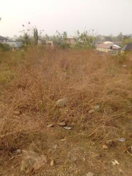 1 Plot of Land, Opposite Futa North Gate Back of Divine Fruit Filling Station, Akure, Ondo, Land for Sale