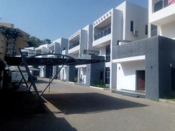 Topnotch 4 Bedrooms Terrace Duplex, Off Ademola Adetokunbo Crescent, Wuse 2, Abuja, Terraced Duplex for Sale
