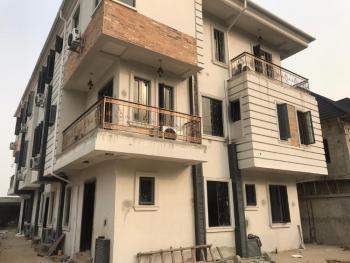 Luxurious 3 Bedroom Terraced Duplex, By Lekki 2nd Toll Gate, Opposite Chevron, Lekki Phase 1, Lekki, Lagos, Terraced Duplex for Rent