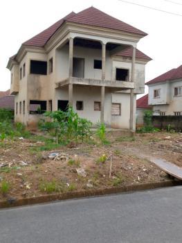 700sqm 4 Bedroom Duplex + B.q Estate Building, Basic Estate After Efab Estate, Lokogoma District, Abuja, Detached Duplex for Sale