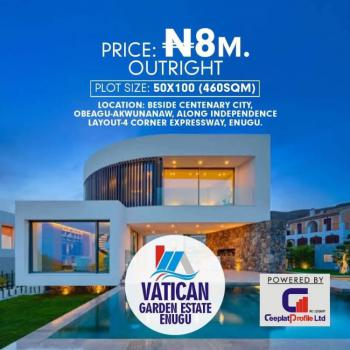 Vatican Garden, Vatican Garden Enugu, Enugu, Enugu, Residential Land for Sale