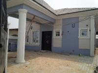 Brand New, Well Finished And Nicely Located 3 Bedroom Bungalow With Large Foyer, Abraham Adesanya Estate, Ajah, Lagos, 3 bedroom, 4 toilets, 3 baths Semi-detached Bungalow for Sale