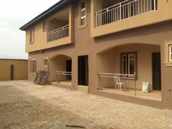 Executive Newly Built 3 Bedroom Pop Ceiling, Command, Ipaja, Lagos, Block of Flats for Sale