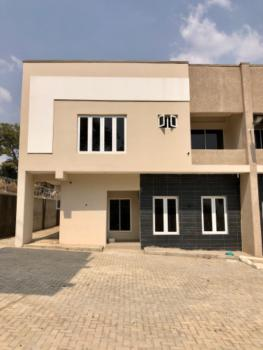Exclusive 4 Bedroom Terrace (discount), Life Camp, Abuja, Terraced Duplex for Sale