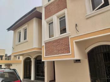 Tastefully Finished Brand New 4 Bedrooms Terrace Duplex in a Mini Estate, Peaceville Estate, Close to Cooperative Villa Estate Road, Badore, Ajah, Lagos, Terraced Duplex for Rent
