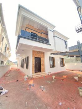 Newly Built Modern 5 Bedroom Detached Duplex with Bq   Locat, 2nd Toll Gate, Lekki, Lagos, Detached Duplex for Sale
