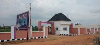 Land, Calebs Courts and Garden, Opposite Ido Local Govt. Secretariat, Ido, Oyo, Residential Land for Sale