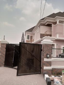 5 Bedrooms Detached Duplex with Bq. All Rooms Ensuite, River Valley Estate, Ojodu - Berber, Ojodu, Lagos, Detached Duplex for Sale