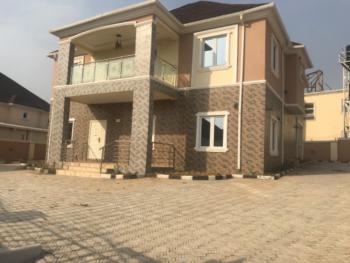 Luxury 4 Bedroom Duplex with 2 Rooms Bq & Gatehouse, Naf Valley Estate, Asokoro District, Abuja, Detached Duplex for Sale
