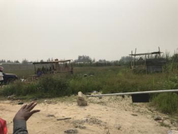 9 Plots of Land Facing The Express Road, Bogije, Ibeju Lekki, Lagos, Commercial Land for Sale