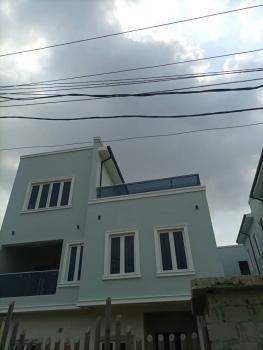 4 Bedroom Semi Detached Duplex with Bq and Has Modern Facilities, Ramat Crescent Axis, Gra, Ogudu, Lagos, Semi-detached Duplex for Sale