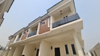 Luxury 3 Bedrooms Terraced Duplex in a Well Secured Neighbourhood, Lekki - Epe Express, After Chevron Toll Gate, By Vgc, Lekki, Lagos, Terraced Duplex for Sale