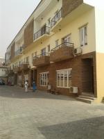 4 Bedroom Tastefully Finished Town House Apartment At Oniru, Oniru, Victoria Island (VI), Lagos, 4 bedroom, 5 toilets, 4 baths House for Rent