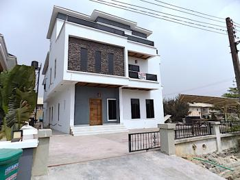 New House. Clean 5 Bedroom Fully Detached Duplex + 2 Bq, Swimming Pool, 2nd Tollgate After Chevron, Lekki, Lagos, Detached Duplex for Sale