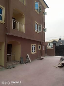 Newly Build 2 Bedroom, United Estate, Sangotedo, Ajah, Lagos, Flat for Rent