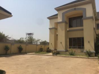 Supper Finished 6 Bedroom Detached Duplex +2 Rooms Bq, Lush Green Area, Guzape, Guzape District, Abuja, House for Rent