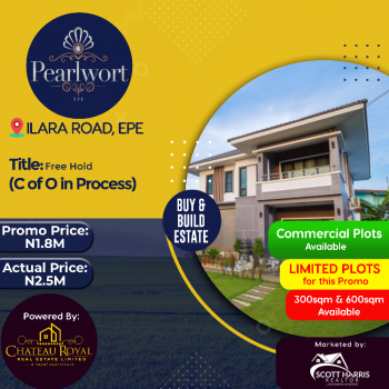 Pearlwort Epe, Ilara Road, Epe, Lagos, Mixed-use Land for Sale