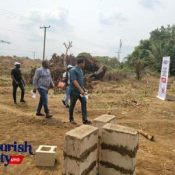 Plots of Land, Flourish City Ikot Eduek Ikot Udofia Itak in Ikono Lga, Ikono, Akwa Ibom, Residential Land for Sale