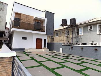 New House Ample Parking Space 4 Bedroom Fully Detached Duplex with Bq, Ikota Villa Estate, Ikota, Lekki, Lagos, Detached Duplex for Sale