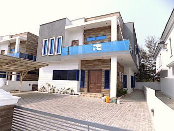 New Clean House Spacious 5 Bedroom Fully Detached Duplex with Bq, Lkota Villa Estate, Lekki, Lagos, Detached Duplex for Sale