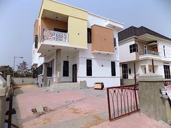 New House Big Compound Space 6 Bedroom Fully Detached Duplex with Bq, Ikota Estate, Ikota, Lekki, Lagos, Detached Duplex for Sale