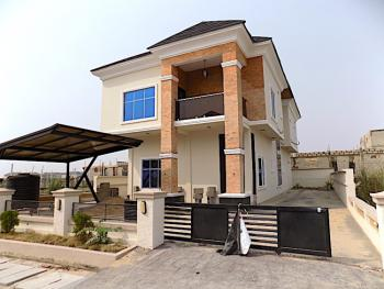 New House Big Compound Space 5 Bedroom Fully Detached Duplex with Bq, 2nd Toll Gate, Ikota, Lekki, Lagos, Detached Duplex for Sale