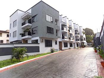 New House, Clean Swimming Pool, Big Compound 4 Bedroom Terraced + Bq, Ikoyi, Lagos, Terraced Duplex for Sale