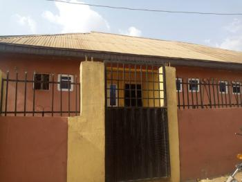 8 Rooms Unit a Room Self Contain, Oloya Area, Apete, Ibadan, Oyo, Hostel for Sale