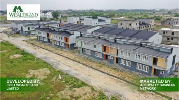 3 Bedroom Semi Detached Bungalow, Oribanwa, Ajah, Lagos, Semi-detached Bungalow for Sale
