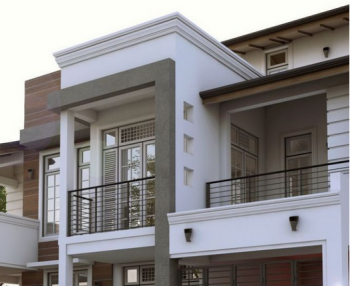 Brand New Luxury 5 Bedroom  Duplex with Roof Top. 100% Completed, Wuse 2, Abuja, Terraced Duplex for Sale