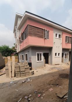Well Built 4 Bedroom Semi Detached Duplex with a Room Bq, Anthony, Maryland, Lagos, Semi-detached Duplex for Sale