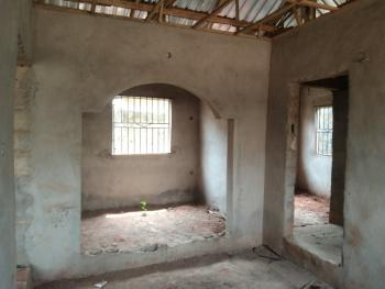 Decent 3 Bedroom Uncompleted with a Shop on Pieces of Land, Itele Ogun State Close to Ayobo, Ipaja, Lagos, Detached Bungalow for Sale