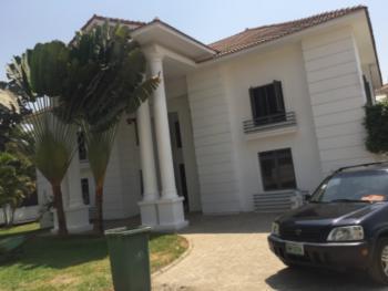 Brand New 6 Bedroom Ambassadorial Mansion, Pool, Chalet, Bq, Gardens, Maitama District, Abuja, House for Rent