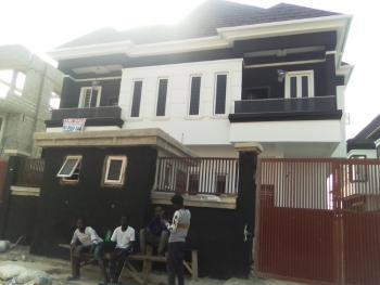 Luxury 4 Bedroom Duplex + Bq, Chevron Drive, Lekki, Lagos, Semi-detached Duplex for Sale