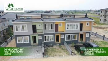 C of O Terrace Duplex, Oribanwa, Ibeju Lekki, Lagos, Detached Duplex for Sale