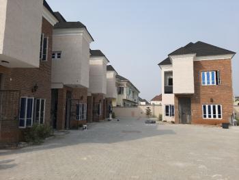 Brand New 4 Bedrooms Terraced Duplex, Peninsula Garden Estate, Sangotedo, Ajah, Lagos, Terraced Duplex for Sale