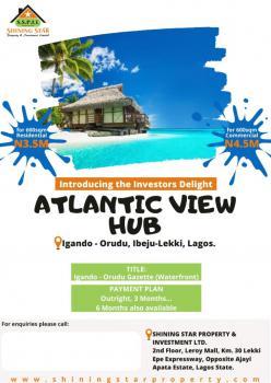 Atlantic Blue Hub, Igando Orudu, Ibeju Lekki, Lagos, Mixed-use Land for Sale
