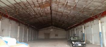 Newly Constructed 2,500 Square Meter of Warehouse with Office Space, Eleyele, Ibadan, Oyo, Warehouse for Rent