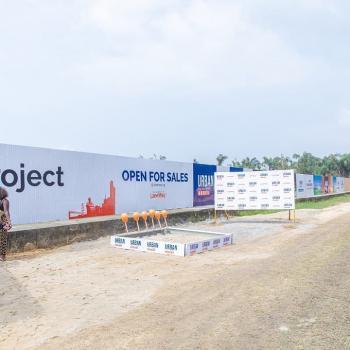 5 Plots of Land + C of O, Urban Prime 3 Estate, Ogombo, Ajah, Lagos, Residential Land for Sale