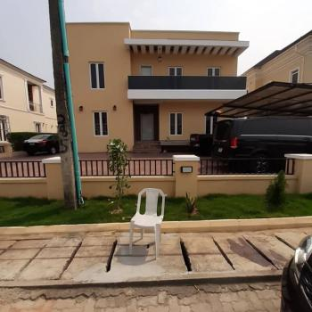 Luxury 6 Bedroom with Bq and Laundry Room, Northern Foreshore Estate, Chevron Drive, Lekki Phase 1, Lekki, Lagos, Detached Duplex for Sale