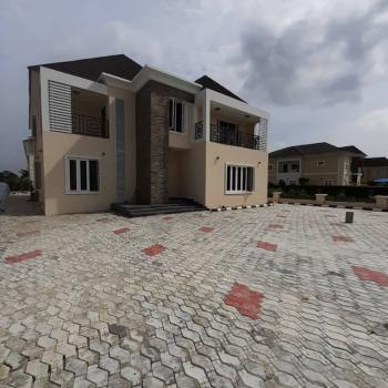 Luxury 5 Bedroom with Bq, Northern Foreshore Estate, Off Chevron Drive, Lekki Phase 1, Lekki, Lagos, Detached Duplex for Sale