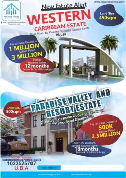 Estate Land, Kuje Road, By Panteke, Opposite Camics Estate, Gwagwalada, Abuja, Residential Land for Sale